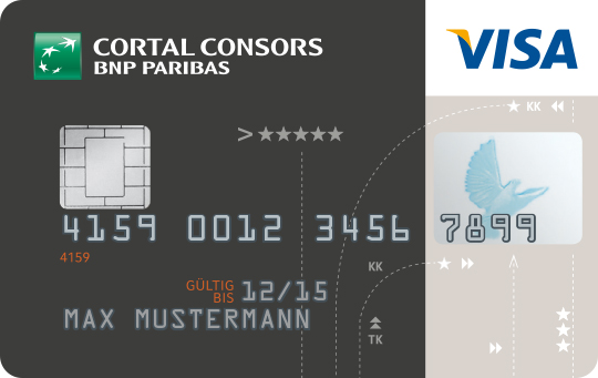 free girokonto consors bank previously cortal consors with free visa card atm card study and life in germany - Free Visa Card