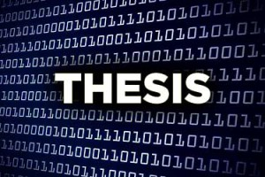 Master thesis in germany